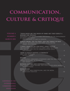 Communication, Culture, Critique (2016)