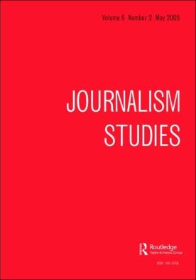Journalism Studies (2016)