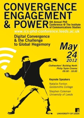 ICS PhD Conference (2012)